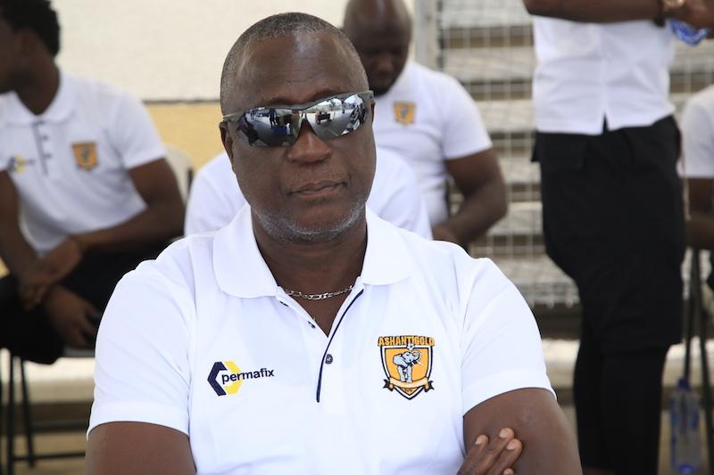 Coach Bashiru Hayford joins Ebusua Dwarfs on a year deal