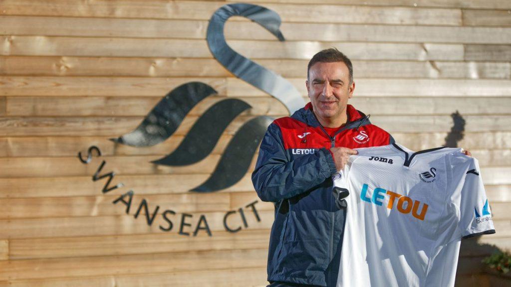 Jordan Ayew gets a new coach at Swansea City