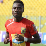 Defender Eric Donkor wants to stay at Kotoko, says his heart is with the club