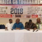 GHALCA G8 tournament officially launched