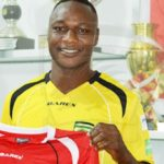Kotoko complete signing of former Aduana defender Wahab Adams