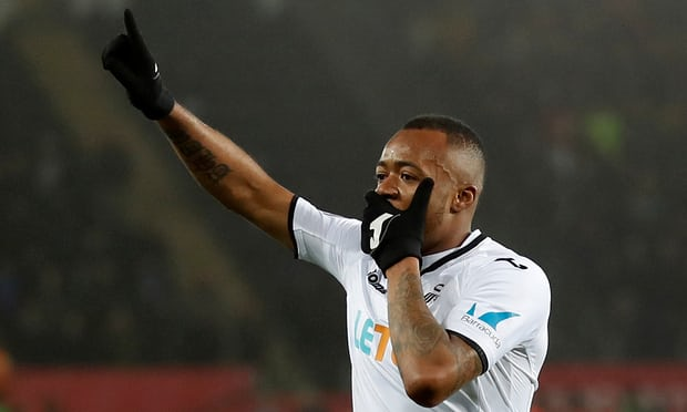 Swansea coach Graham Potter blasts want-away Jordan Ayew for refusing to train