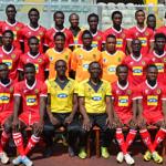 Asante Kotoko release squad for CAF Confederations Cup
