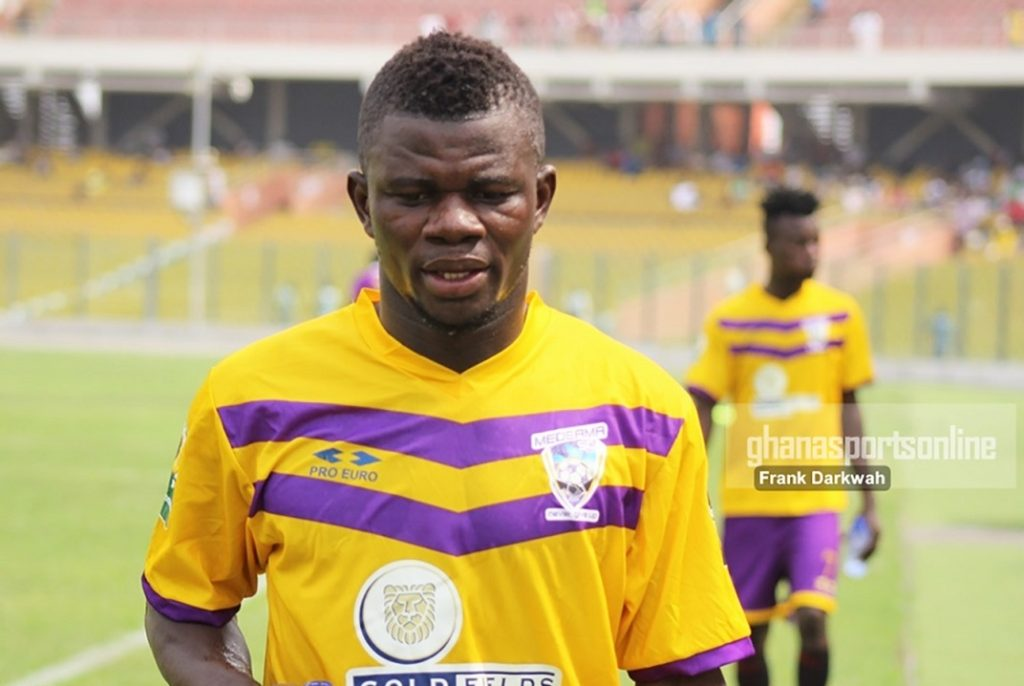 Medeama star Kwesi Donsu coy on club return amid reports of Hearts interest