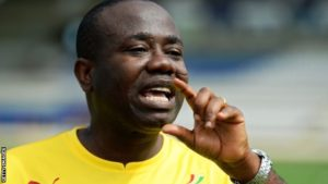 I feel sorry for Kwesi Nyantakyi - Ghana Coach CK Akonnor