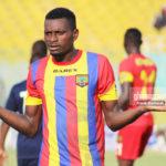 Leonard Tawiah open to Hearts return
