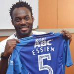 VIDEO: Michael Essien's goals in his first season at Persib Bandung