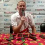 Hearts Coach Frank Nuttal says the team is focused ahead of the Ghana @60 return leg