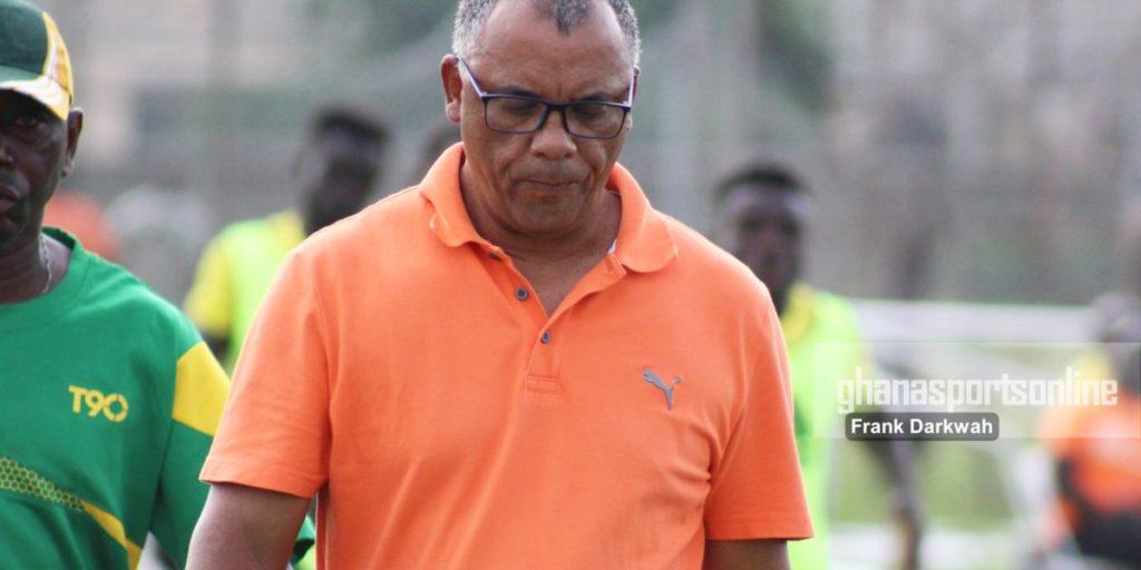 Ebusua Dwarfs part ways with Coach Ricardo Da Rocha