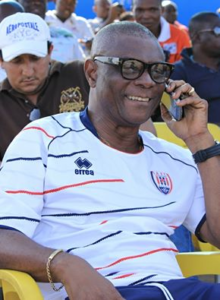 Full profile of Inter Allies Technical Director Willie Klutse