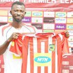 OFFICIAL: Jordan Opoku rejoins Asante Kotoko