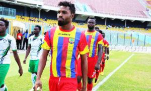 Kwame Kizito open to Hearts of Oak return