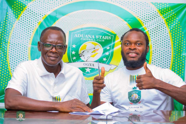 Yahaya Mohammed reveals reasons for snubbing Hearts for Aduana