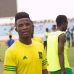 I was given tape and Nokia 3310 to play for Aduana- Former player Kingsley Nteng