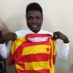 Samuel Inkoom signs for Sudanese club Al Merreikh