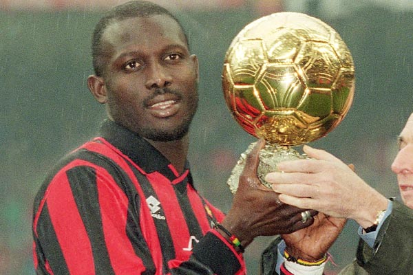 All-time top African footballers named