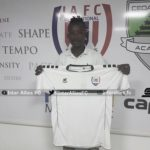 New Inter Allies signing Joseph Baffour excited to join the club
