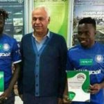 Ghanaian duo Augustine Okrah and Hans Kwofie complete move to Egyptian side Smouha SC