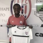 Inter Allies complete signing of WAFA midfielder Richmond Lamptey