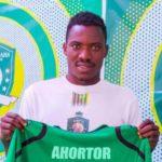 Aduana Stars complete signing of Gockel Ahortor