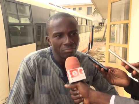 Amankwa Mireku praises Hearts Coach Frank Nuttal's impact on club