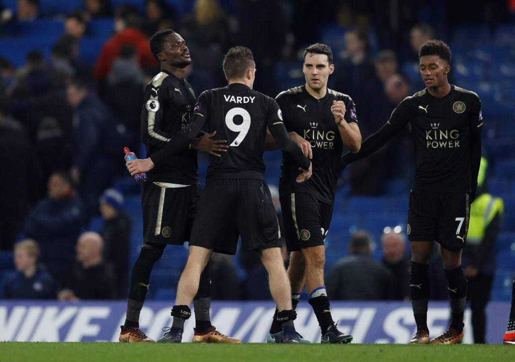 Daniel Amartey shines as Leicester City held Chelsea