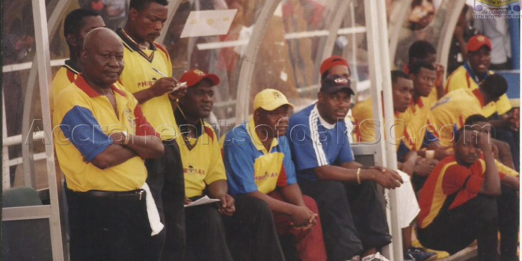 Jones Attuquayefio was like a father in the dressing room- Former Hearts defender Dan Quaye reminisces