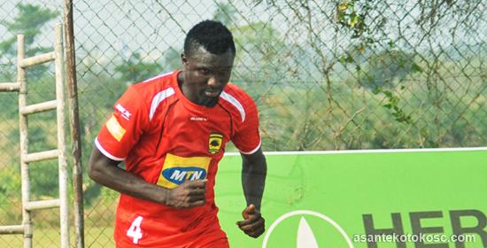 Kotoko explain reason for letting Awal Mohammed leave despite under contract