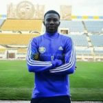 Watch Thomas Abbey's unveiling at new club Ismaily FC