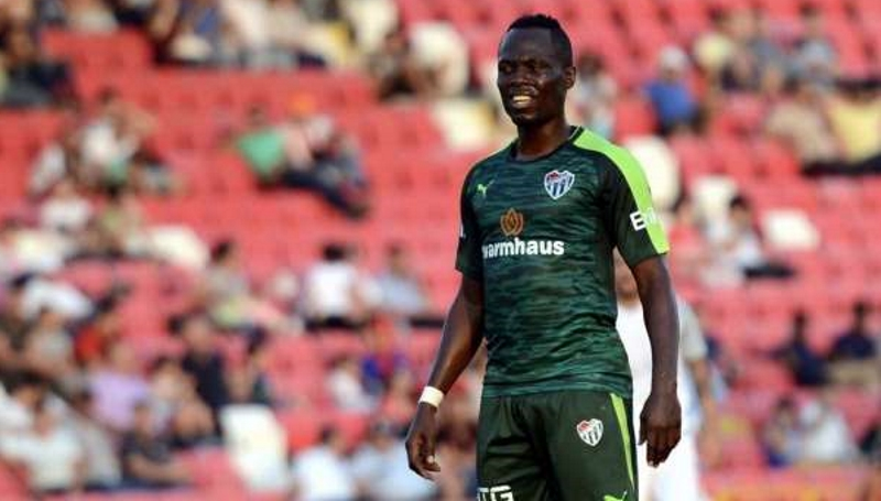 I am not leaving Bussaspor this month: Agyemang Badu