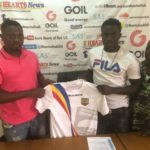 Accra Hearts of Oak complete signing of Christopher Bonney