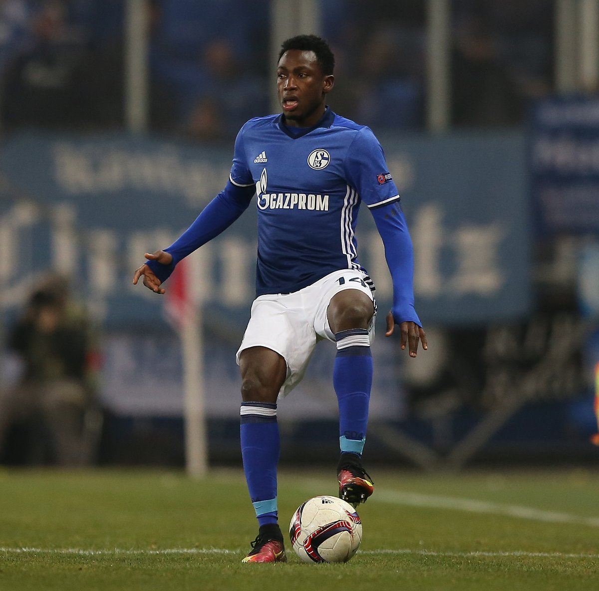 Baba Rahman named in Schalke 04's Champions League squad