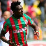 Ghanaian striker Banahene Scores debut goal for Al-Ittihad