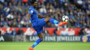 Injured Daniel Amartey's right back position at Leicester City taken by Ricardo Pereira