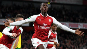 Championship Side Charlton Athletic interested in signing Ghanaian youngster Eddie Nketiah on loan