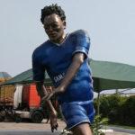 Michael Essien statue worse than Cristiano Ronaldo's