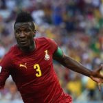 Asamoah Gyan dismisses Ronaldo's goalscoring record