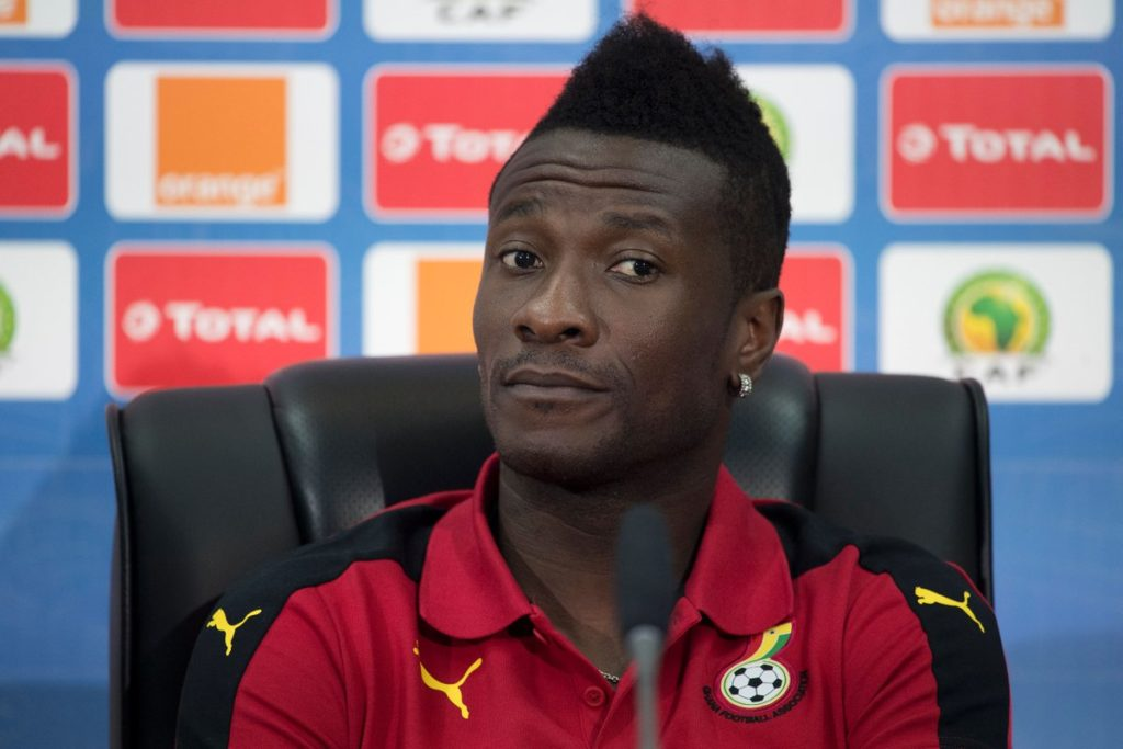 Ghanaians celebrate the dead more than the living - Asamoah Gyan