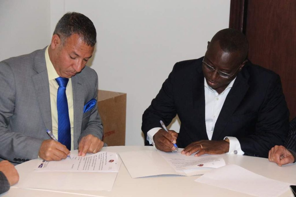 Ghana Premier League new entrants Karela United sign partnership agreement with Egypt side Alassiouty Sports FC