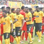 Saddick Adams charges teammates to beat Hearts of Oak today in G8 semifinals