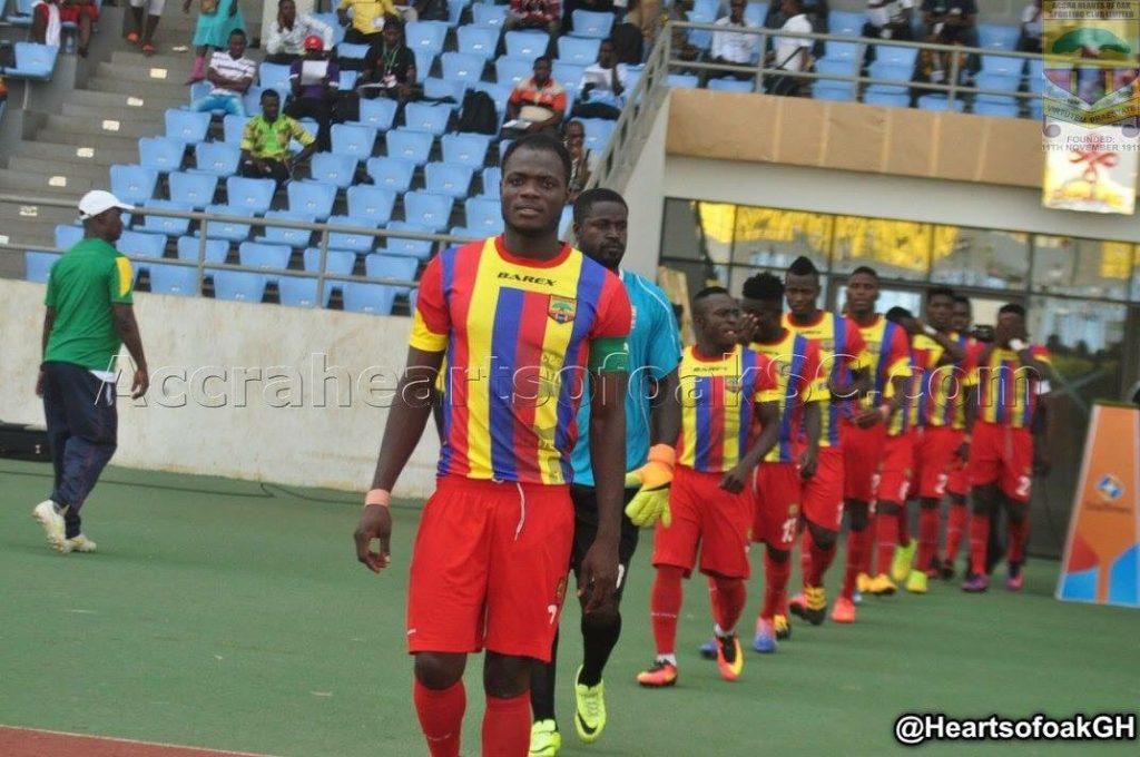 GHALCA 8: Hearts of Oak beat Kotoko 4-2 on penalties to secure final place