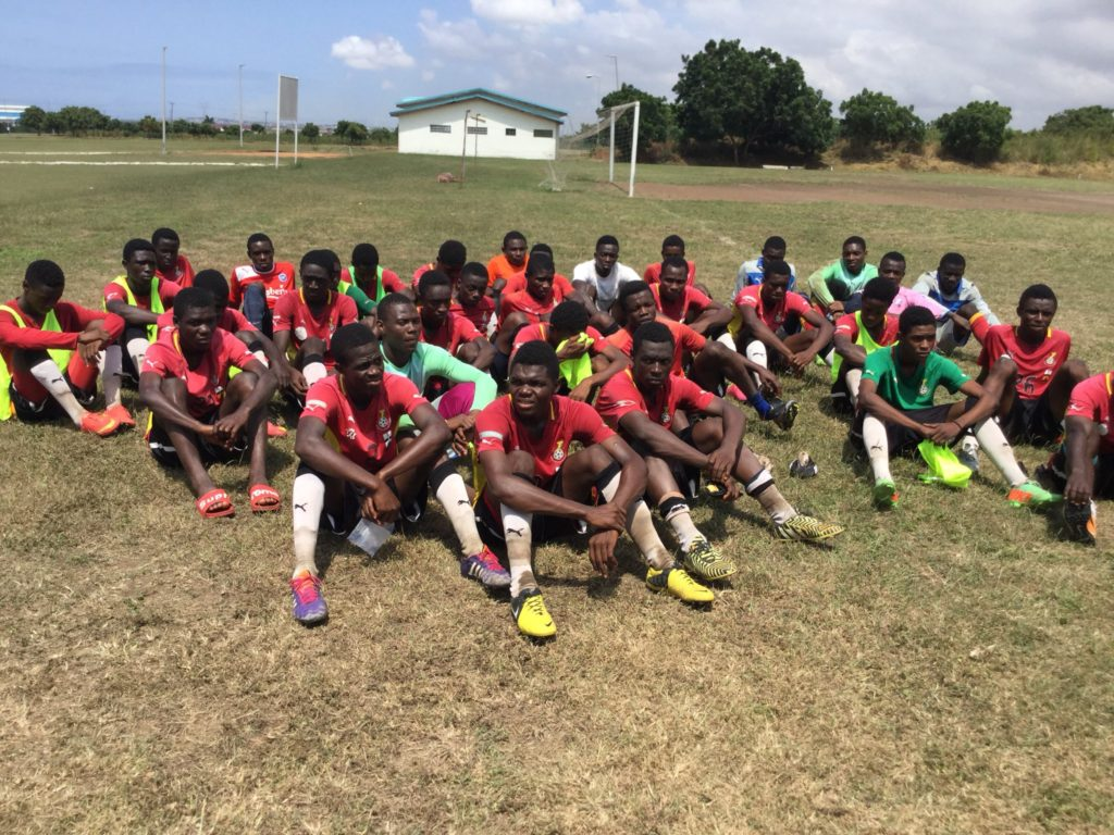 U-15 players to undergo selection exercise to form new Black Starlets squad