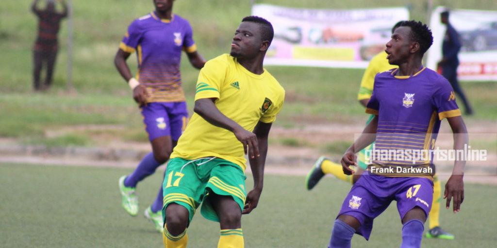 Former Dwarfs defender Isaac Kwain completes move to Karela United