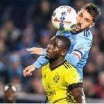 Jonathan Mensah back at Columbus Crew ahead of New MLS season