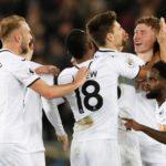 Jordan Ayew shines in Swansea City's victory over Liverpool