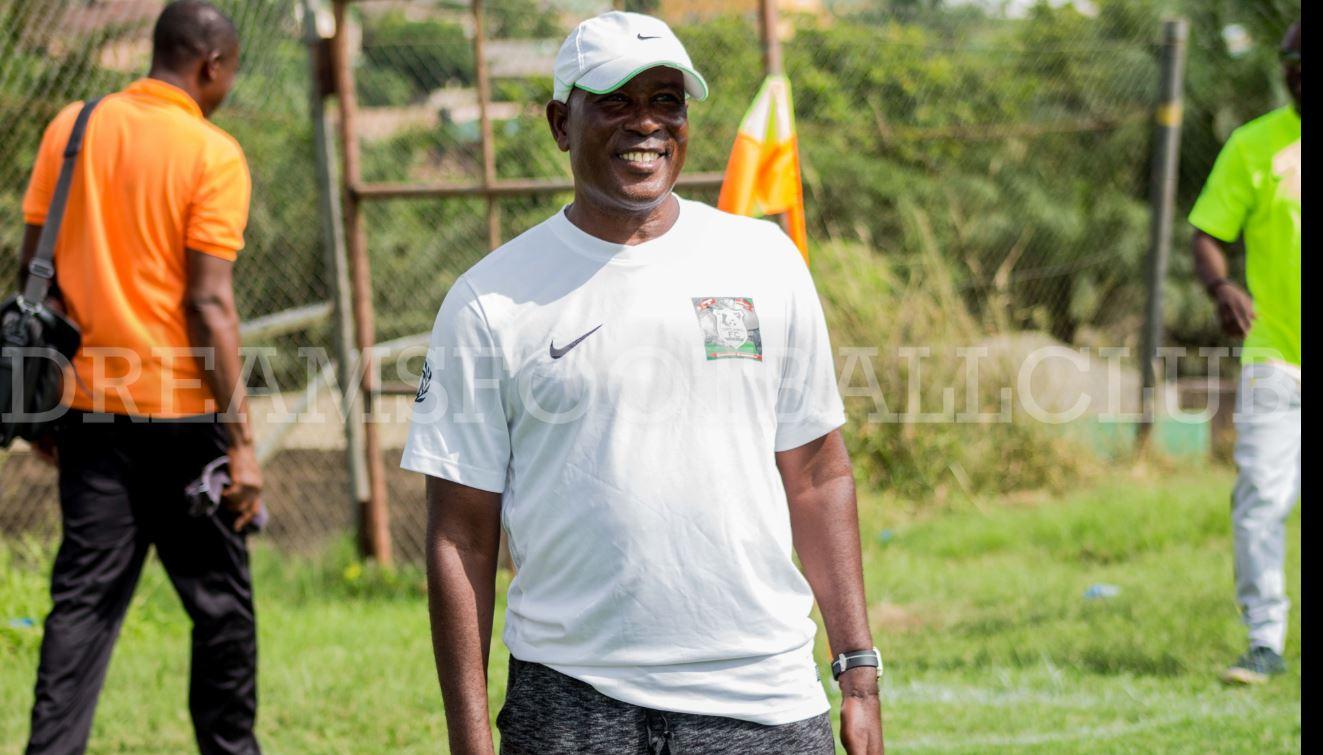 "Kotoko have no ""structures""- Dreams FC Coach Karim Zito jabs"