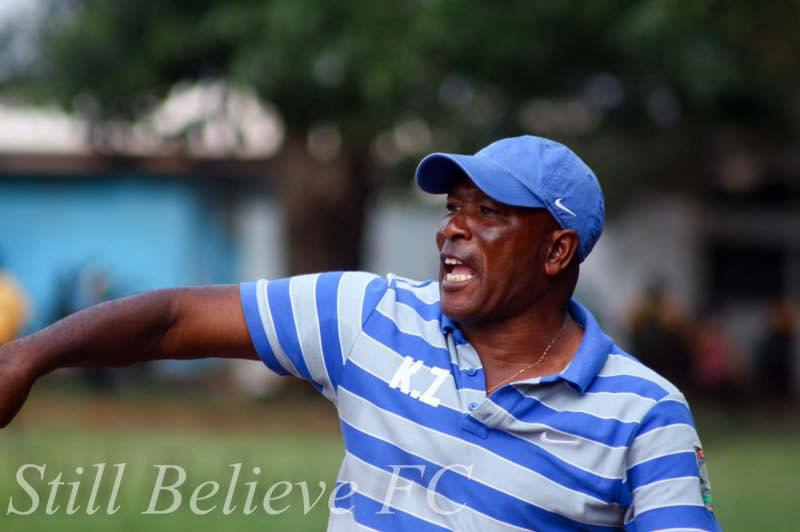 Kotoko's level is not up for Africa- Dreams Coach Karim Zito