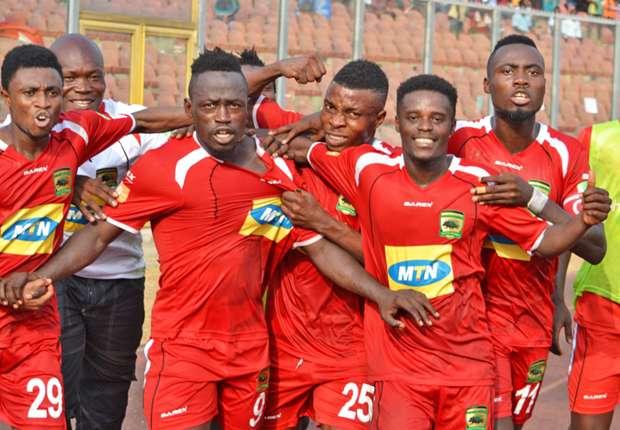 GHALCA G8: Kotoko beat newcomers Eleven Wonders 1-0 in Kumasi