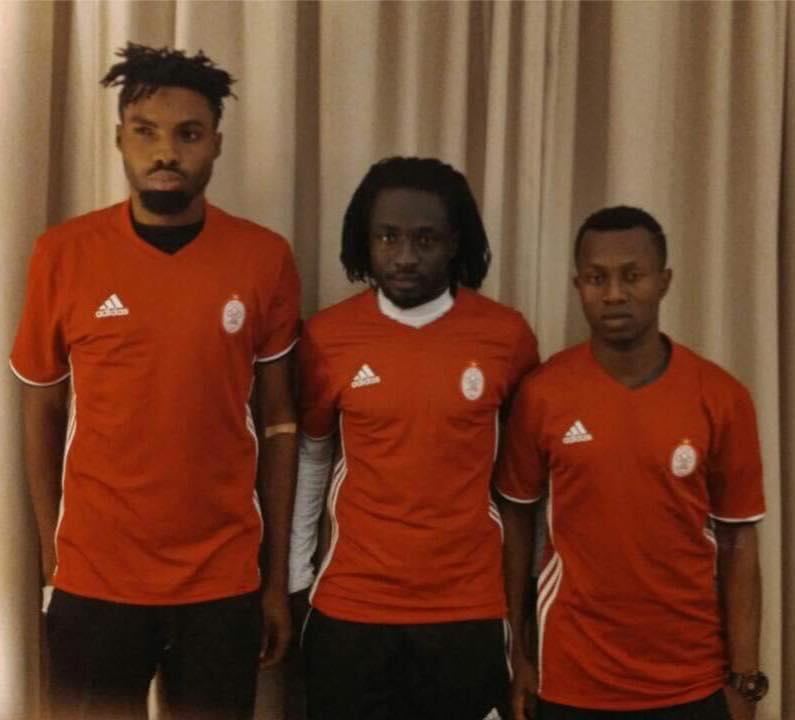 Libyan side Al Ittihad unveil Ghanaian forward Kwame Kizito