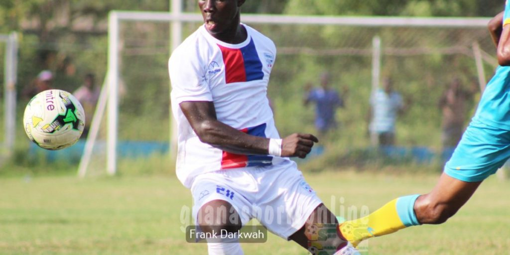 Liberty Professionals striker Benjamin Eshun set to leave club